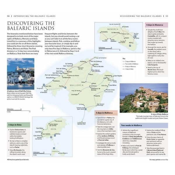 DK Eyewitness Travel Guide Mallorca, Menorca and Ibiza