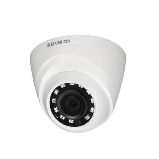 Camera Dome 4 in 1 hồng ngoại 1.0 Megapixel KBVISION KX-A1004C4- Hàng Chính Hãng