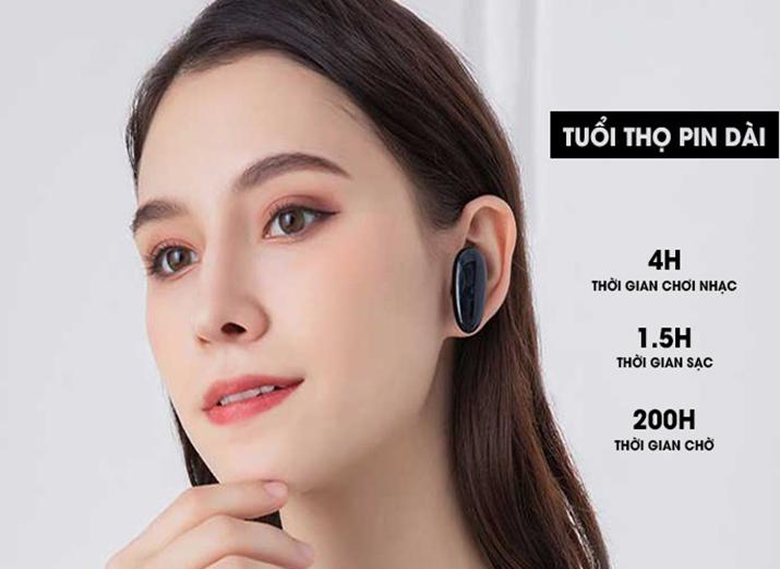 Tai nghe True wireless Remax TWS-9 - Hàng chính hãng