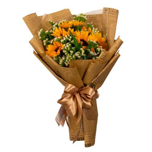 Bó hoa tươi - Ánh Sáng Ban Mai 3928