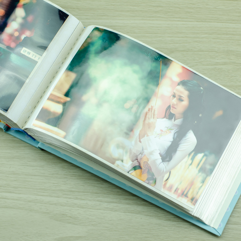 Album ảnh Monestar - 13x18/80 hình AS570-06