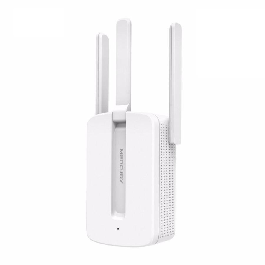 Bộ thiết bị kích sóng wifi 3 râu MERCURY - Hàng Chính Hãng