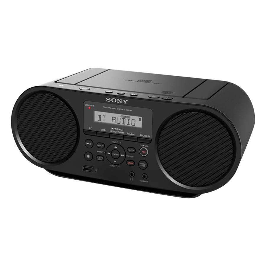 Máy Cassette Sony ZS-RS60BT - Hàng Chính Hãng
