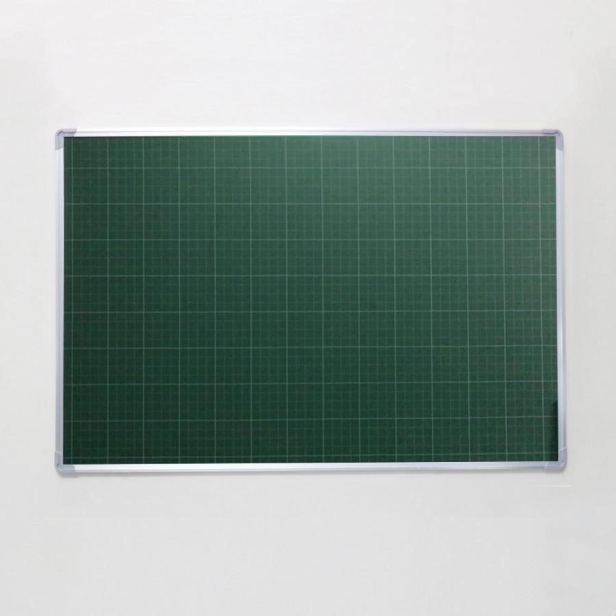 Bảng từ xanh kẻ ô ly nhỏ Economy