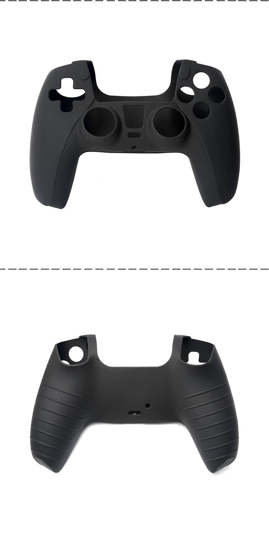 Vỏ Bao Silicon Cao Cấp Cho Tay Cầm Sony PS5