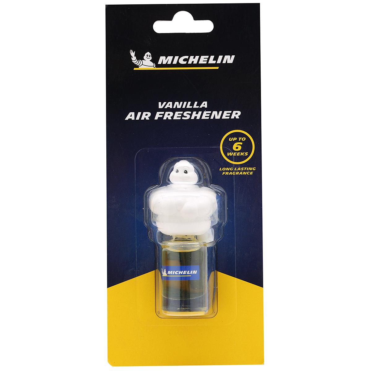 Lọ nước hoa oto Michelin dạng treo hương Vanilla 5ml 87848 - Hàng chính hãng