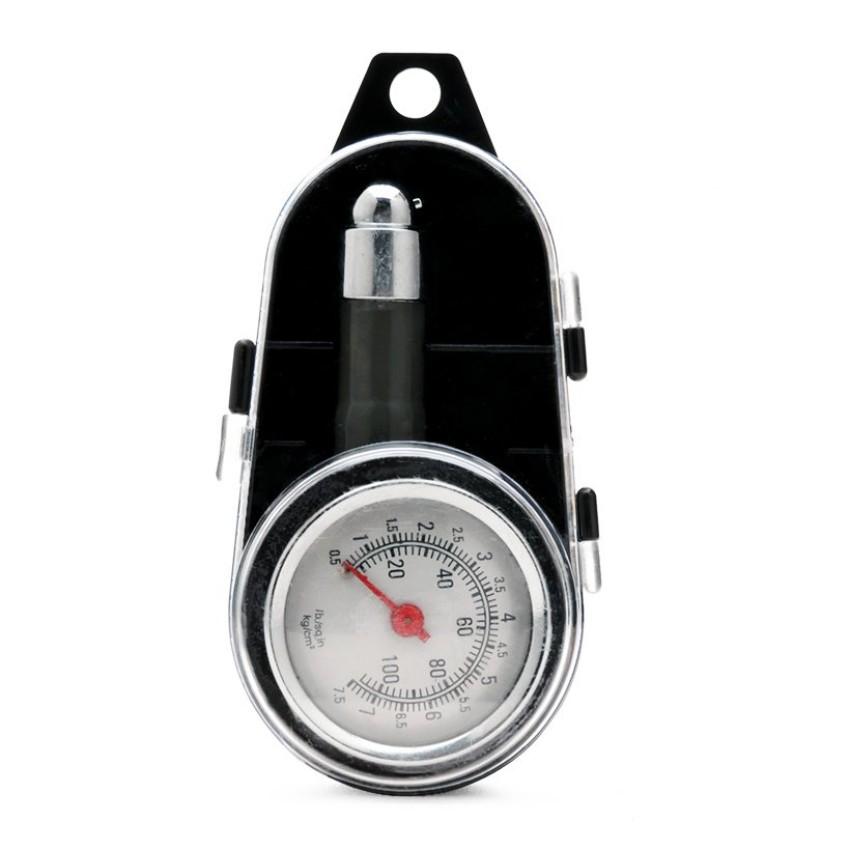 Đồng hồ đo áp suất lốp xe bằng cơ cho ô tô xe máy