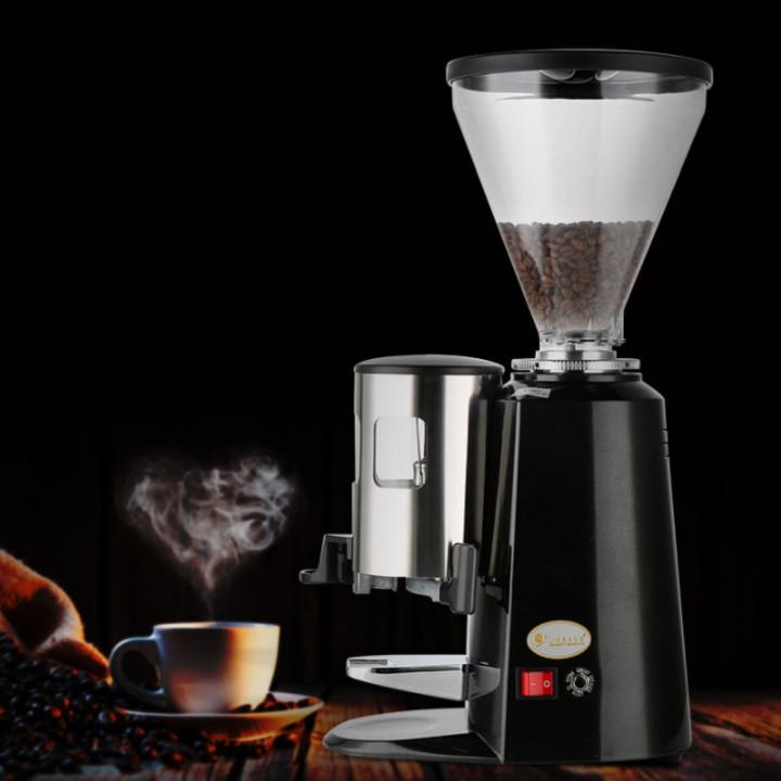 Máy xay cà phê espresso chuyên nghiệp L-Beans SD-900N công suất lớn 360w (1/2HP) dùng cho quán Cà phê - Hàng nhập khẩu