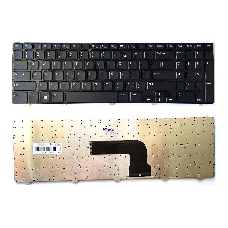 Bàn Phím Mới Dành Cho Laptop Dell Vostro 2521, Inspiron 5537, 5521,3537, 3521, Latitude 3540 Keyboard