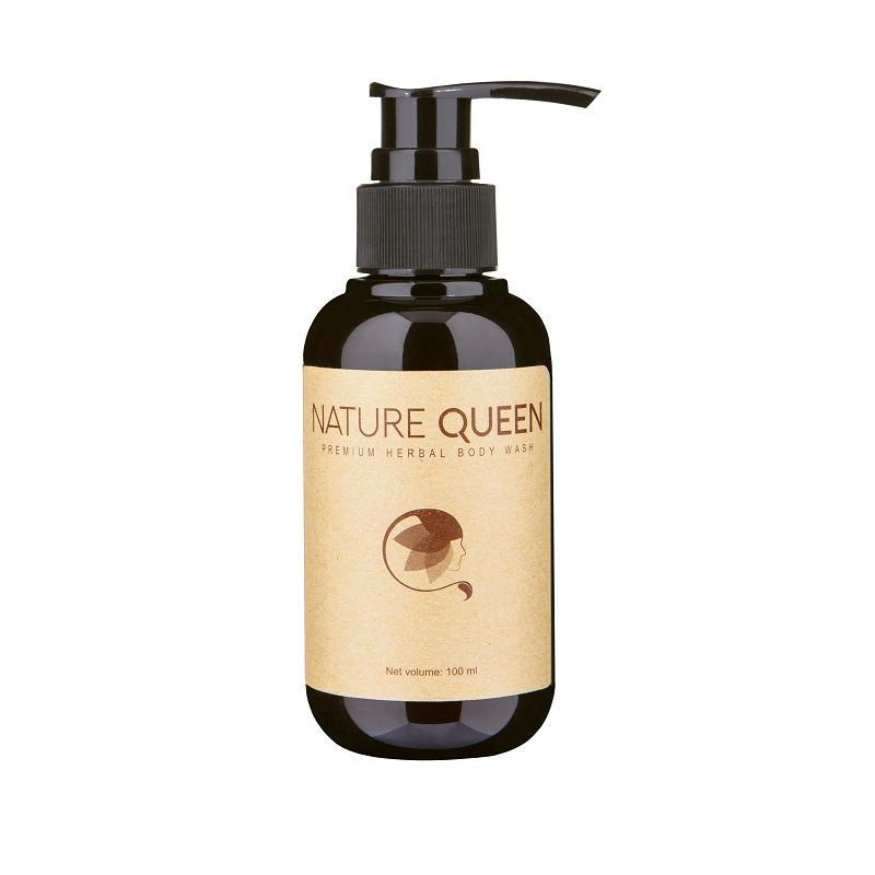 Dầu xả kích thích mọc tóc từ Thảo dược Nature Queen 480ml