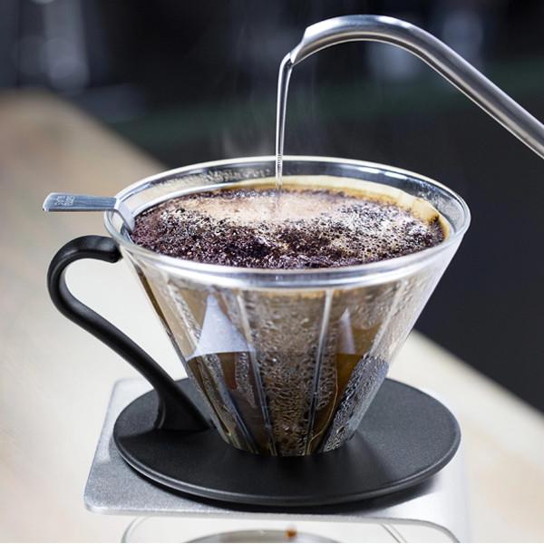 Bình rót cafe vòi dài Samaglas F122A 600mL