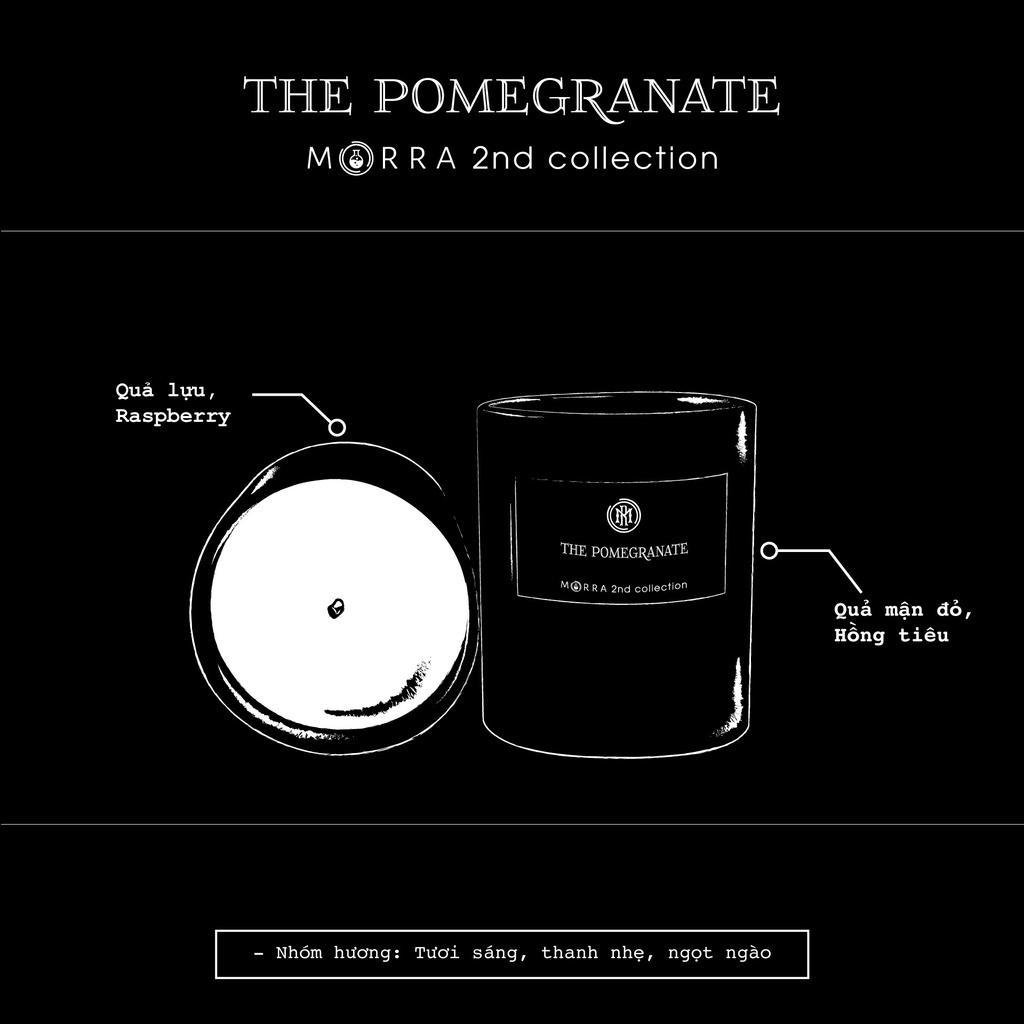 Nến thơm Morra The Pomergranate 200g