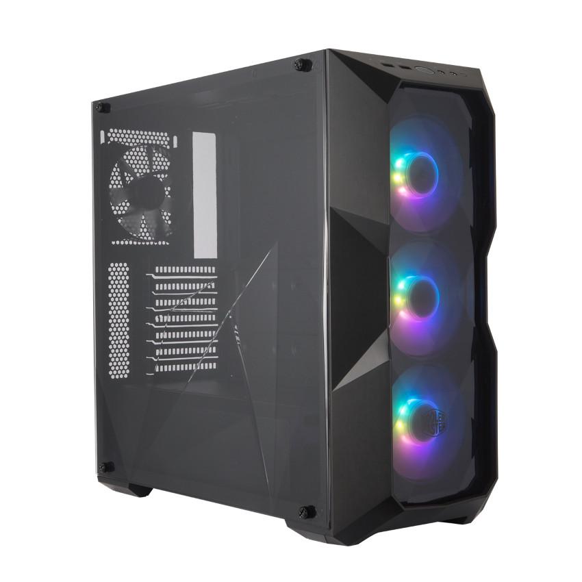 Vỏ case máy tính Cooler Master MasterBox TD500 ARGB - Hàng Chính Hãng