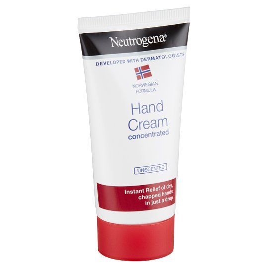 Kem tay Neutrogena Hand Cream Concentrated Unscented 75ml