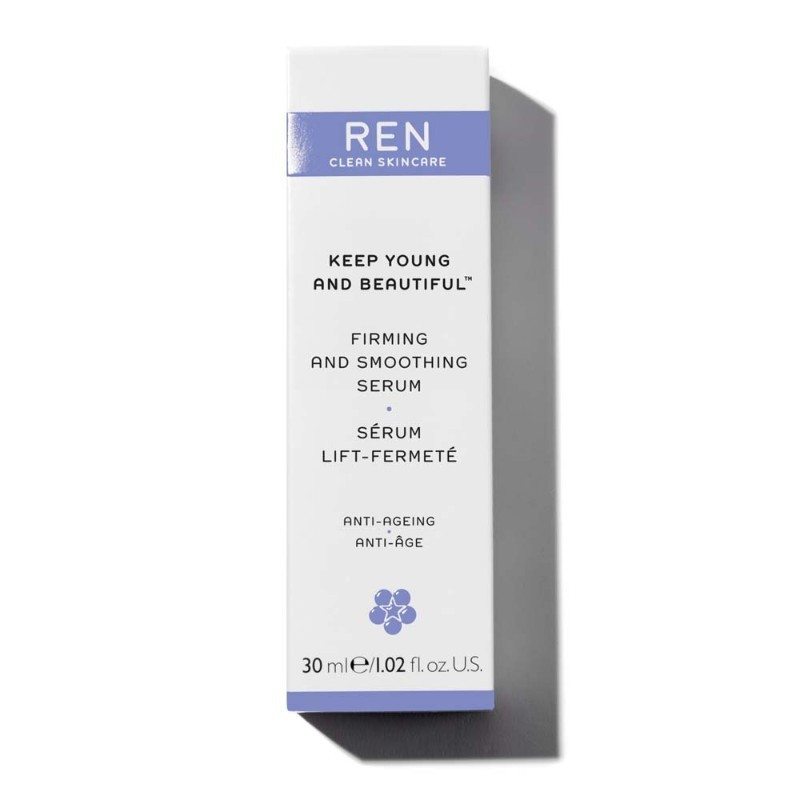 Tinh Chất Chống Lão Hóa REN Keep Young And Beautiful Firming And Smoothing Serum