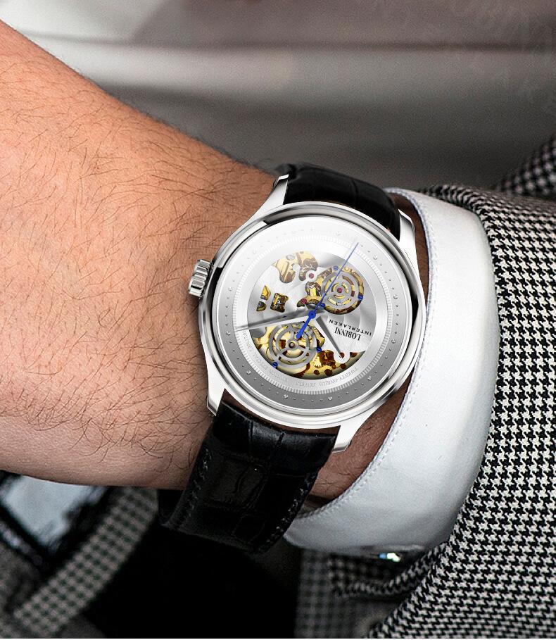 Đồng hồ nam chính hãng Lobinni No.5025-1