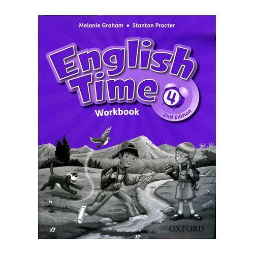 English Time: Workbook Level 4