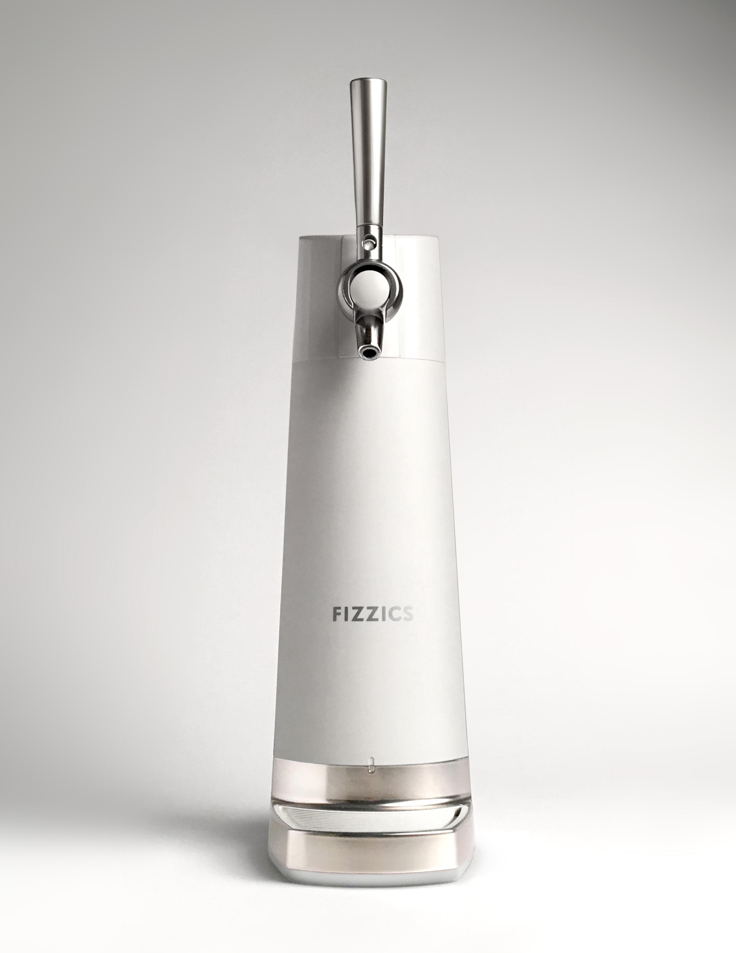 Máy tạo bia tươi FIZZICS FZ401 - Biến bia thường thành bia tươi.