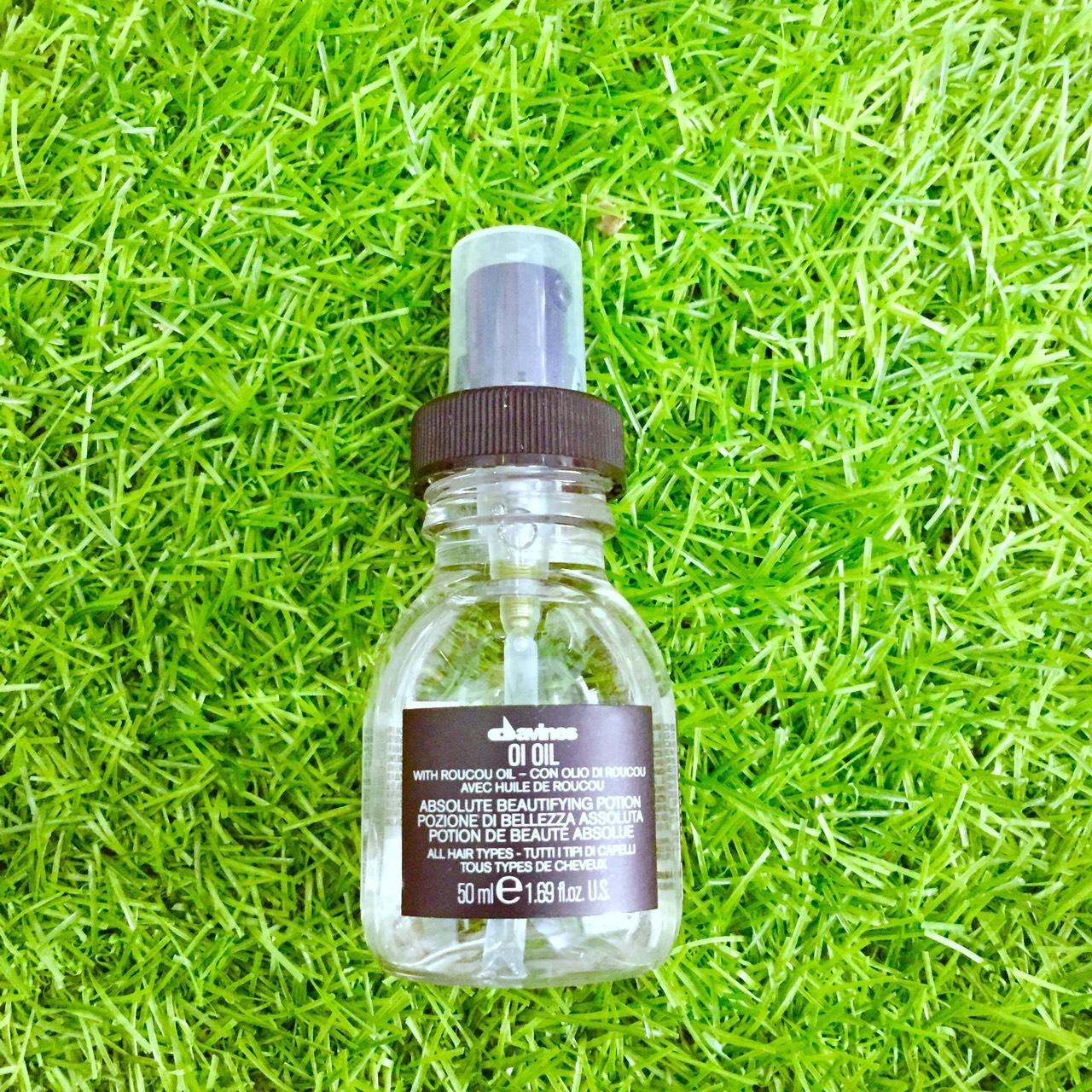 Tinh dầu dưỡng tóc hoàn mỹ Davines OI OIL 50ml
