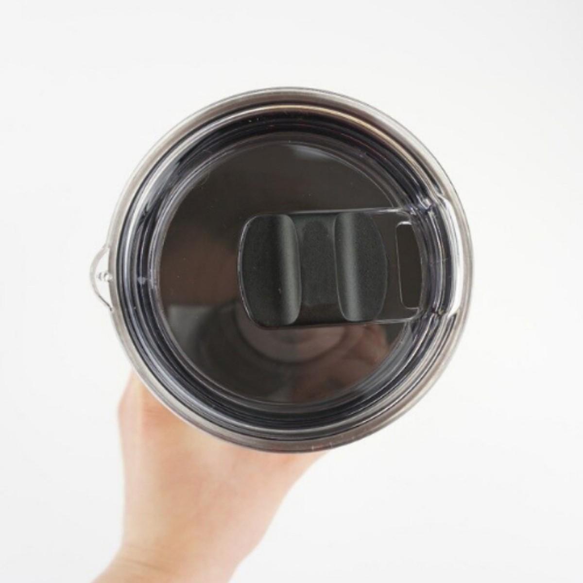 Ly Giữ Nhiệt Thái Lan YT 900ml Chất Liệu Inox 430 Có Nắp Chống Tràn + Tặng Kèm Bộ Ống Hút Inox Tái Sử Dụng Và Túi Đựng Thời Trang Đáng Yêu (Nhiều Màu)