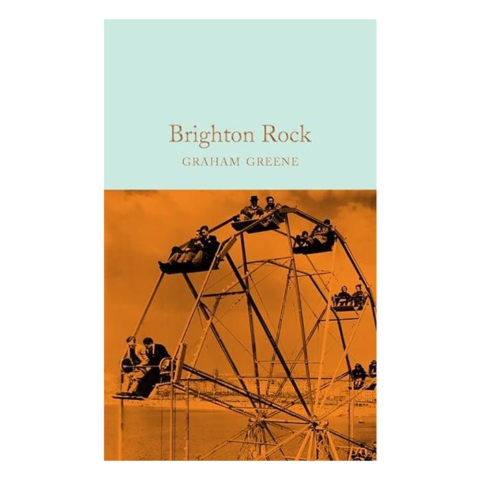 Brighton Rock - Macmillan Collector's Library (Hardback)