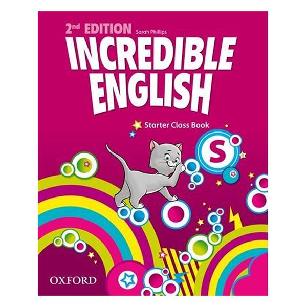 Incredible English Starter: Class Book