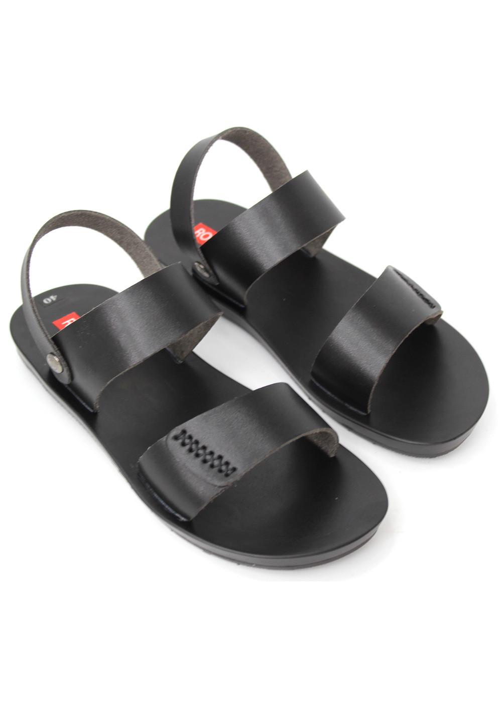 Dép sandal nam quai hậu Rozalo R3600