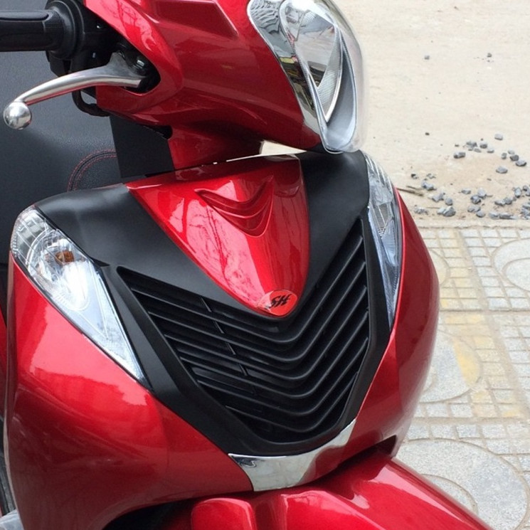Mặt nạ dành cho xe SH Mode (đỏ tươi)