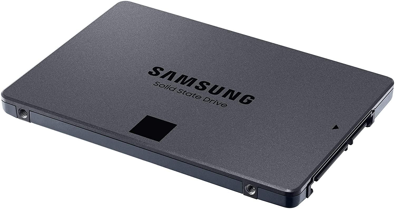 Ổ Cứng gắn trong SSD Samsung 870 QVO 2.5 inch SATA III - Hàng Nhập Khẩu - 1TB