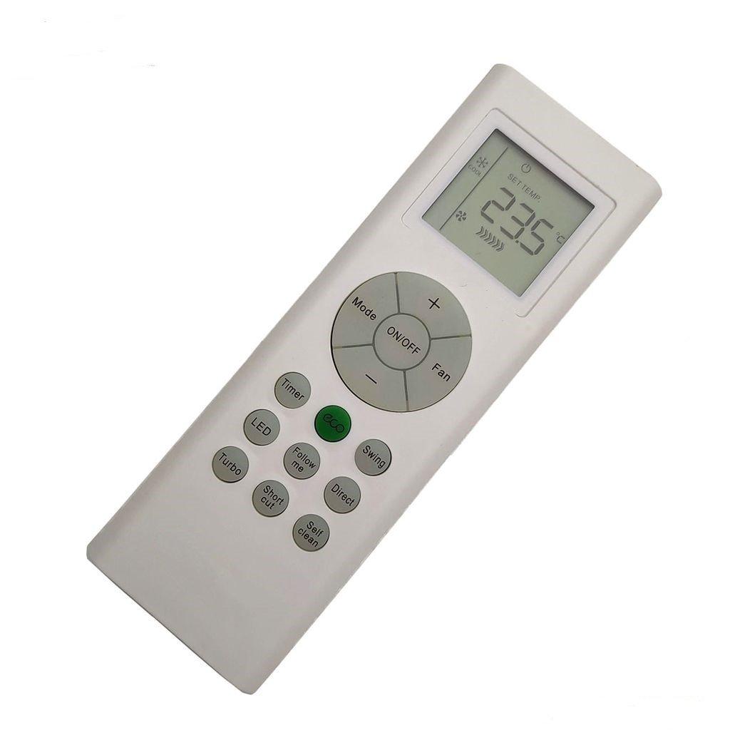 Remote điều khiển điều hòa dành cho điều hòa casper nút xanh mẫu mới