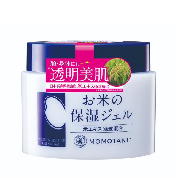 Kem Dưỡng Trắng Momotani White Moisture Gel Cream 230G