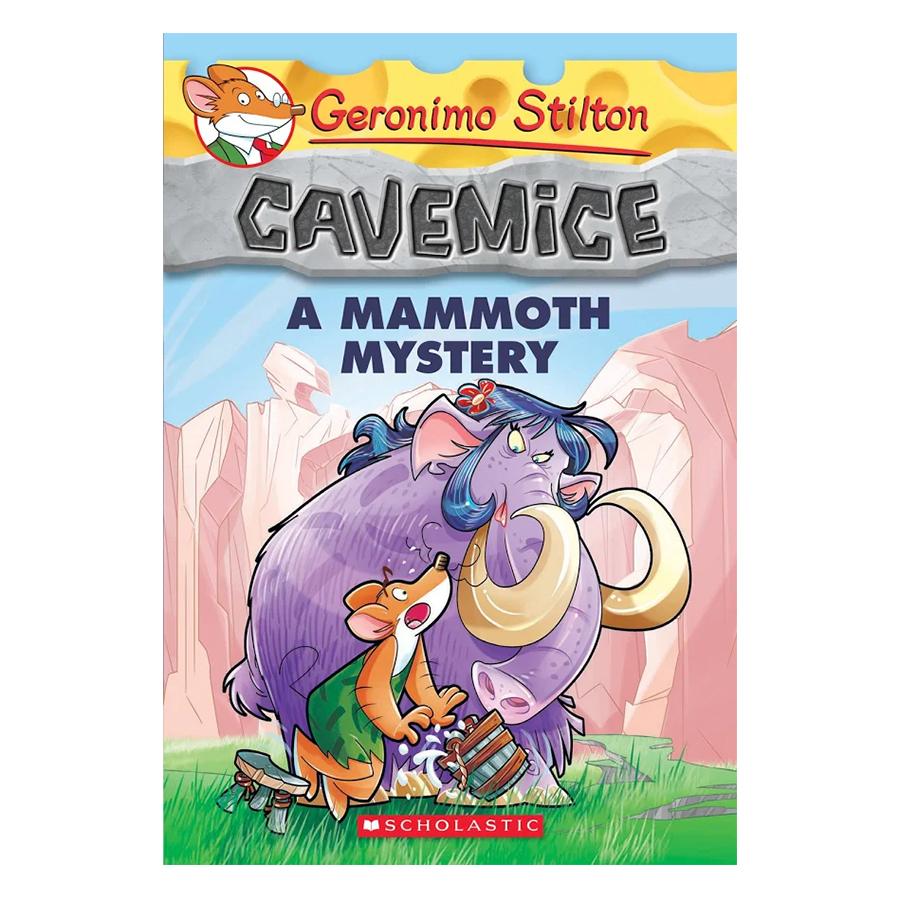 Geronimo Stilton Cavemice 15: A Mammoth Mystery