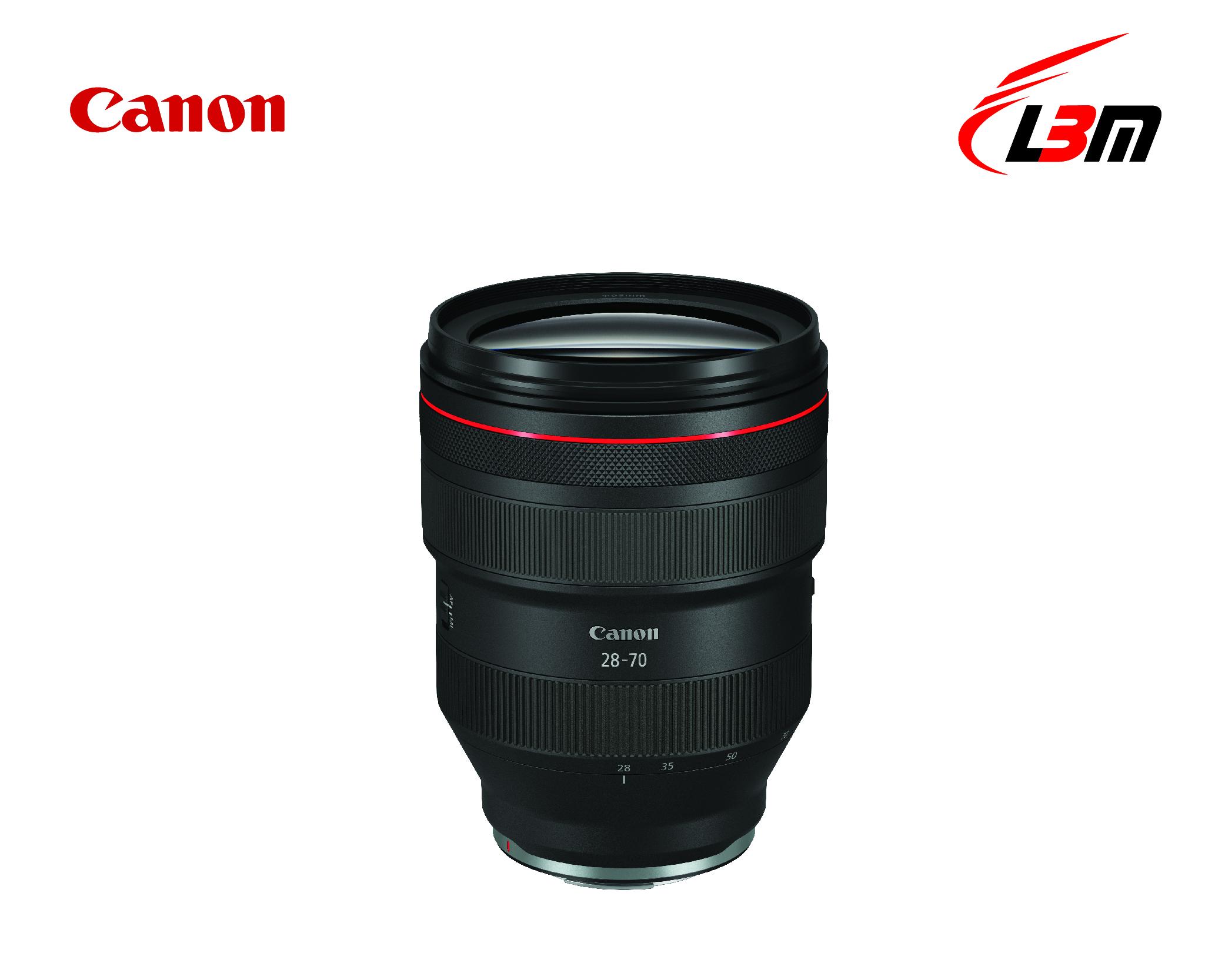 Ống kính Canon RF28-70mm f/2L USM - Hàng Chính Hãng