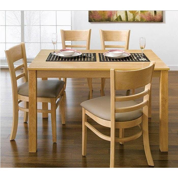 Bộ bàn ghế ăn KB01