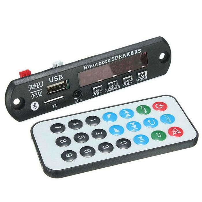 Mạch Giải Mã Mp3 Usb/Tf/Aux/Bluetooth 7-12VDC