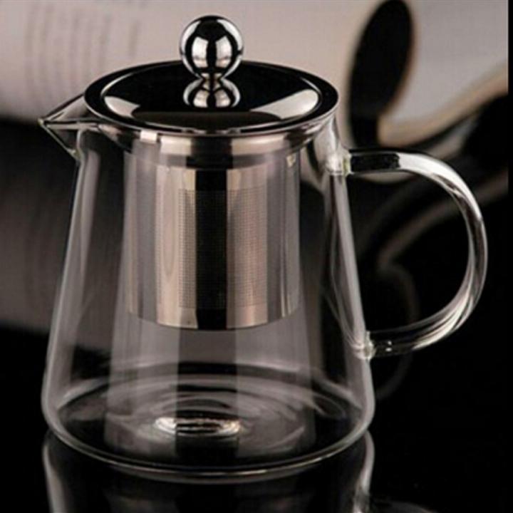 Ấm thủy tinh chịu nhiệt pha cà phê nhanh