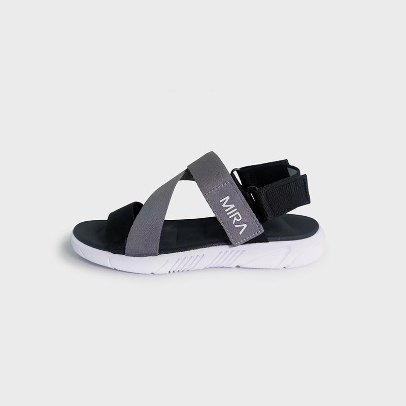 Giày SANDAL LIGHTLY X1 TRƠN nam nữ cao cấp CHÍNH HÃNG MIRA