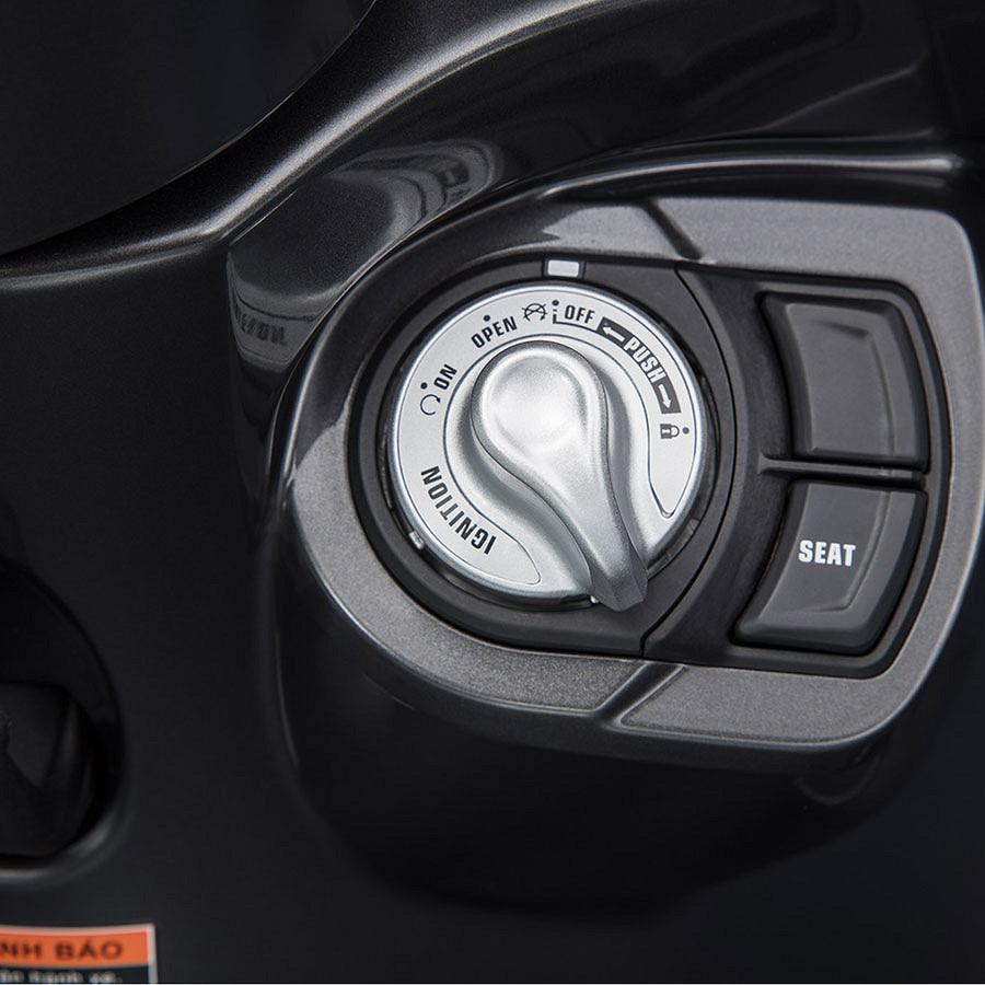 Xe Máy Yamaha Janus Premium 2018 - Xanh Tại Cần Thơ