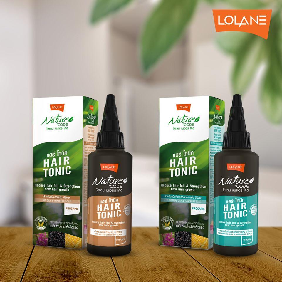 LOLANE - Dầu dưỡng tóc giúp giảm rụng tóc, và tăng cường mọc tóc mới dành cho tóc thường, khô và da đầu có gàu