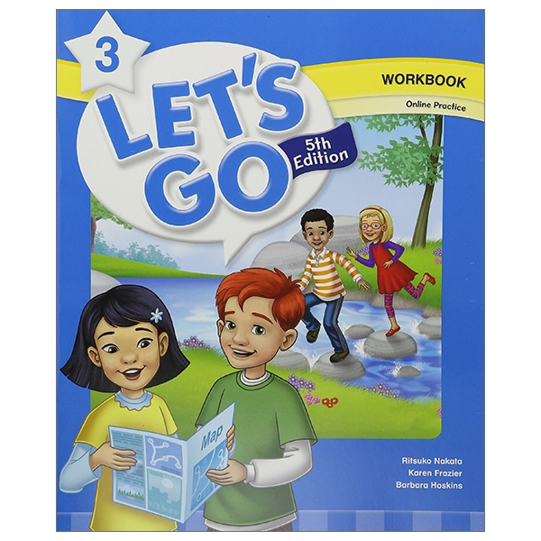 Let's Go: Level 3: Workbook With Online Practice - 5th Edition