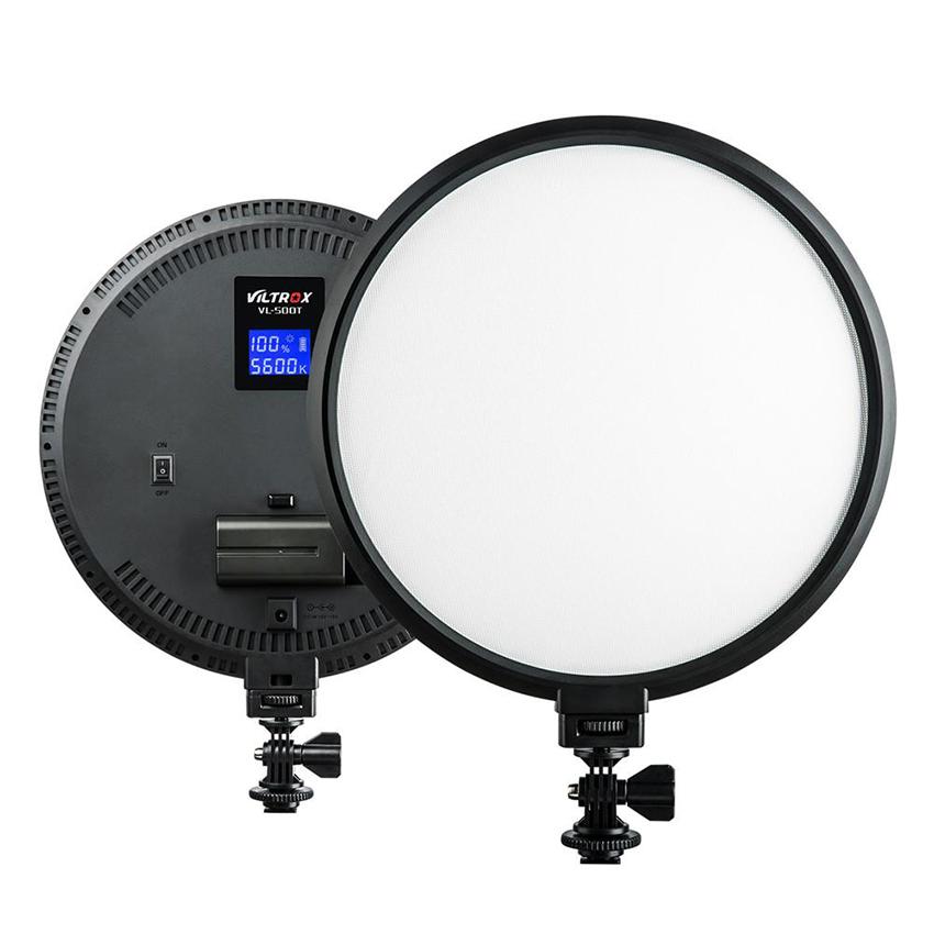 Đèn LED Ring Softlight VL-500T Viltrox - Hàng Chính Hãng