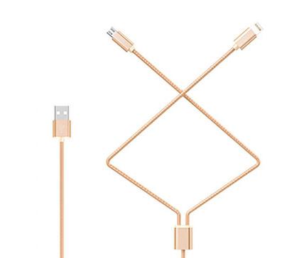 Cáp Sạc Nhanh Dây Dù 2 in 1 Lightning Và Micro USB Hoco X2 1 Mét Cho iPhone - Hàng Chính Hãng - 2121824562333,62_2363019,119000,tiki.vn,Cap-Sac-Nhanh-Day-Du-2-in-1-Lightning-Va-Micro-USB-Hoco-X2-1-Met-Cho-iPhone-Hang-Chinh-Hang-62_2363019,Cáp Sạc Nhanh Dây Dù 2 in 1 Lightning Và Micro USB Hoco X2 1 Mét Cho iPhone - Hàng Chính Hãng