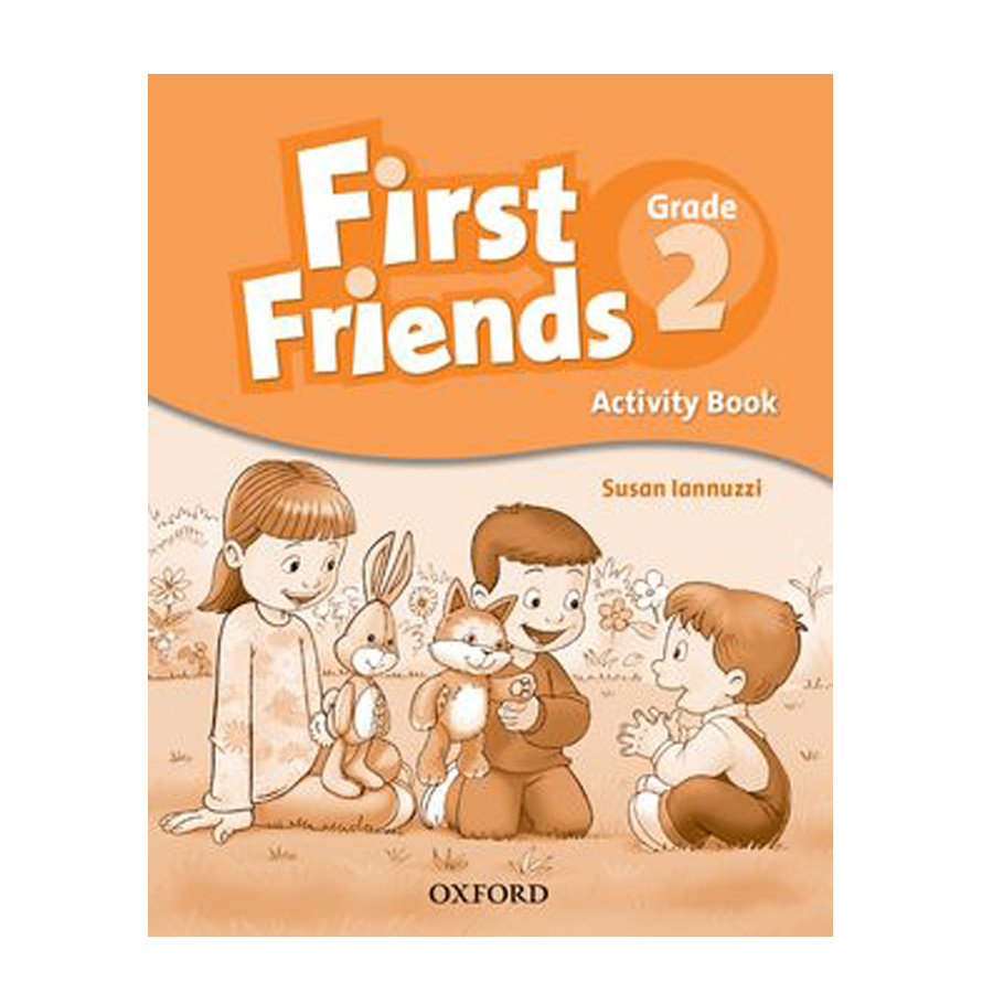 First Friends 2: Activity Book - 9780194432115,62_21473,53000,tiki.vn,First-Friends-2-Activity-Book-62_21473,First Friends 2: Activity Book