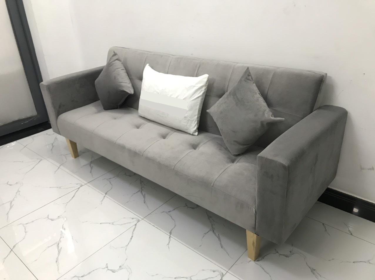 Ghế dài 2mx90 sofa bed tay vịn phòng khách linco16 salon