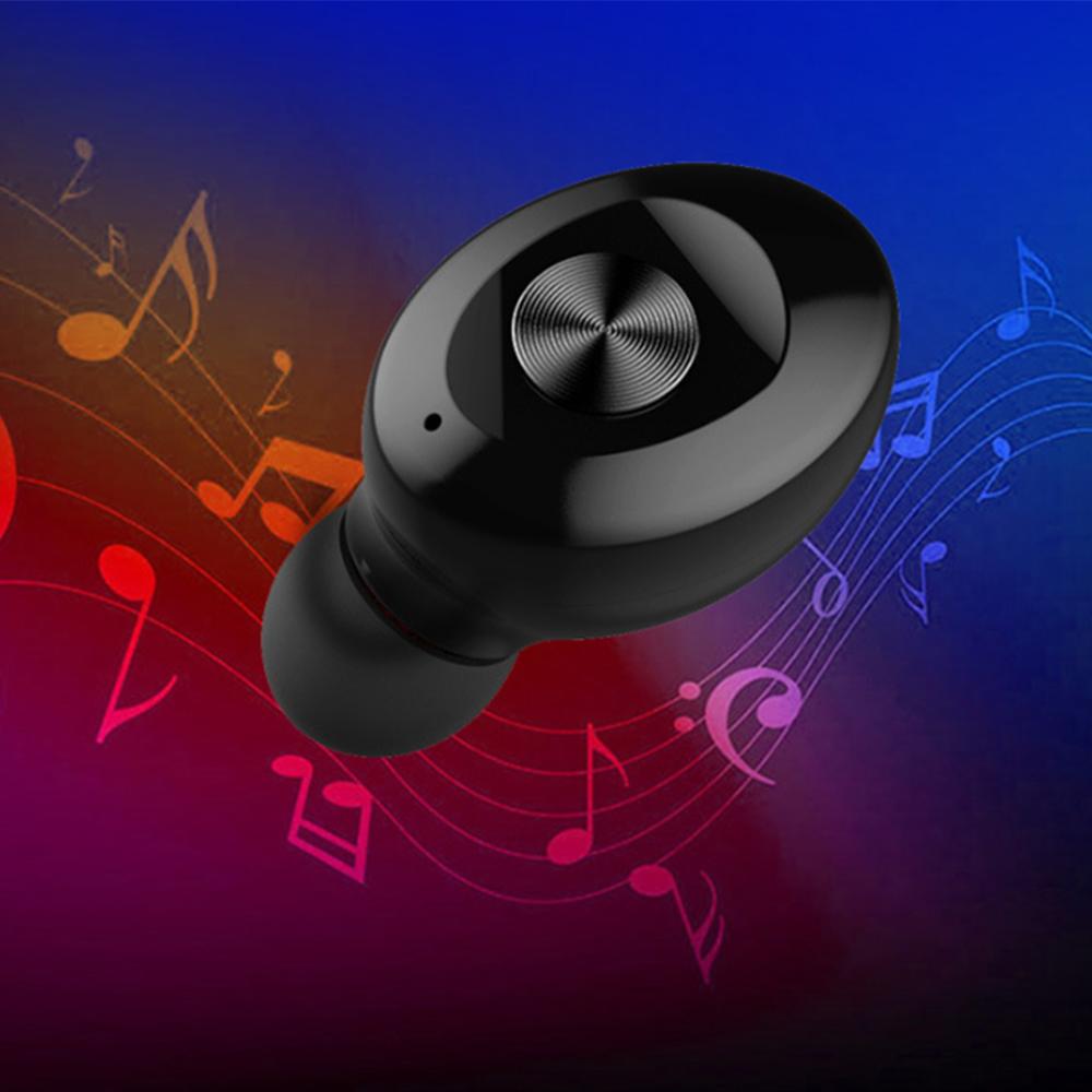 Tai Nghe Nhét Tai Không Dây Bluetooth 5.0 Sport USB Magnetic Headset