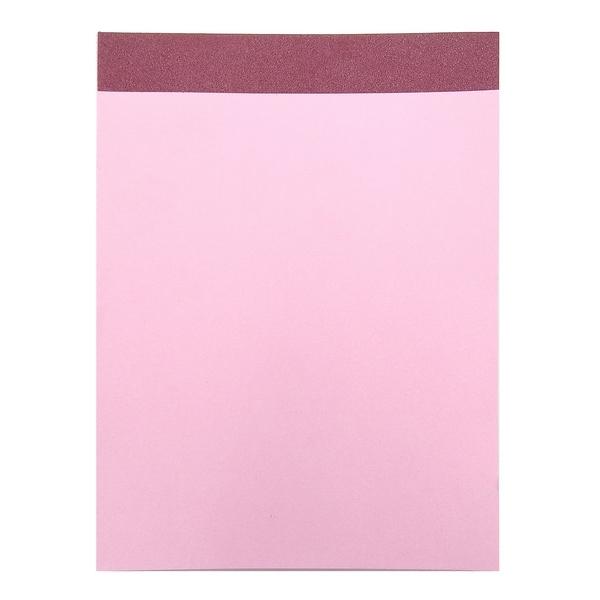 Bộ 2 Sổ Giấy Màu/Order 12.5x16.5cm - Màu Hồng