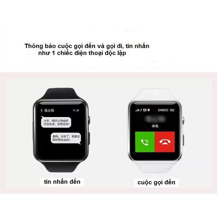 Đồng Hồ Thông Minh Kết Nối Bluetooth Chống Thấm Nước X6, Có Tiếng Việt, Dành Cho Hệ Điều Hành IOS, Android
