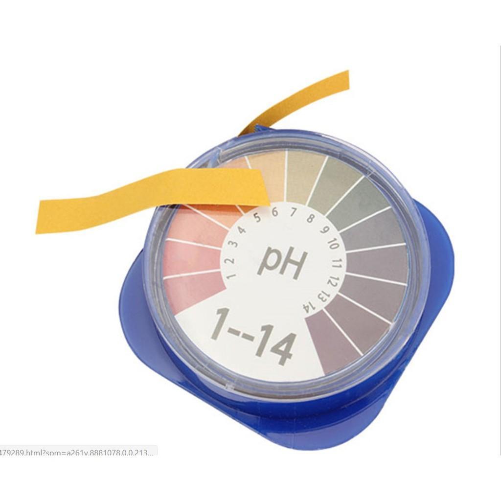Giấy quỳ cuộn đo độ PH