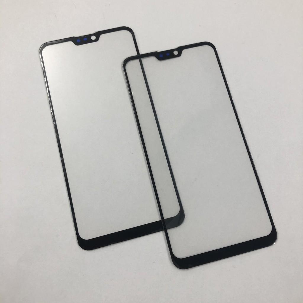 Kính ép màn cho Asus Zenfone Max Pro M2 ĐEN