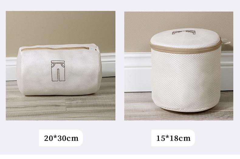 Bộ 7 túi lưới giặt đồ cao cấp, mẫu mới, nhiều size- Túi giặt đa năng loại tốt, túi lưới giặt đồ bảo vệ quần, áo, đồ lót, tất vớ không bị rách 7 size khác nhau